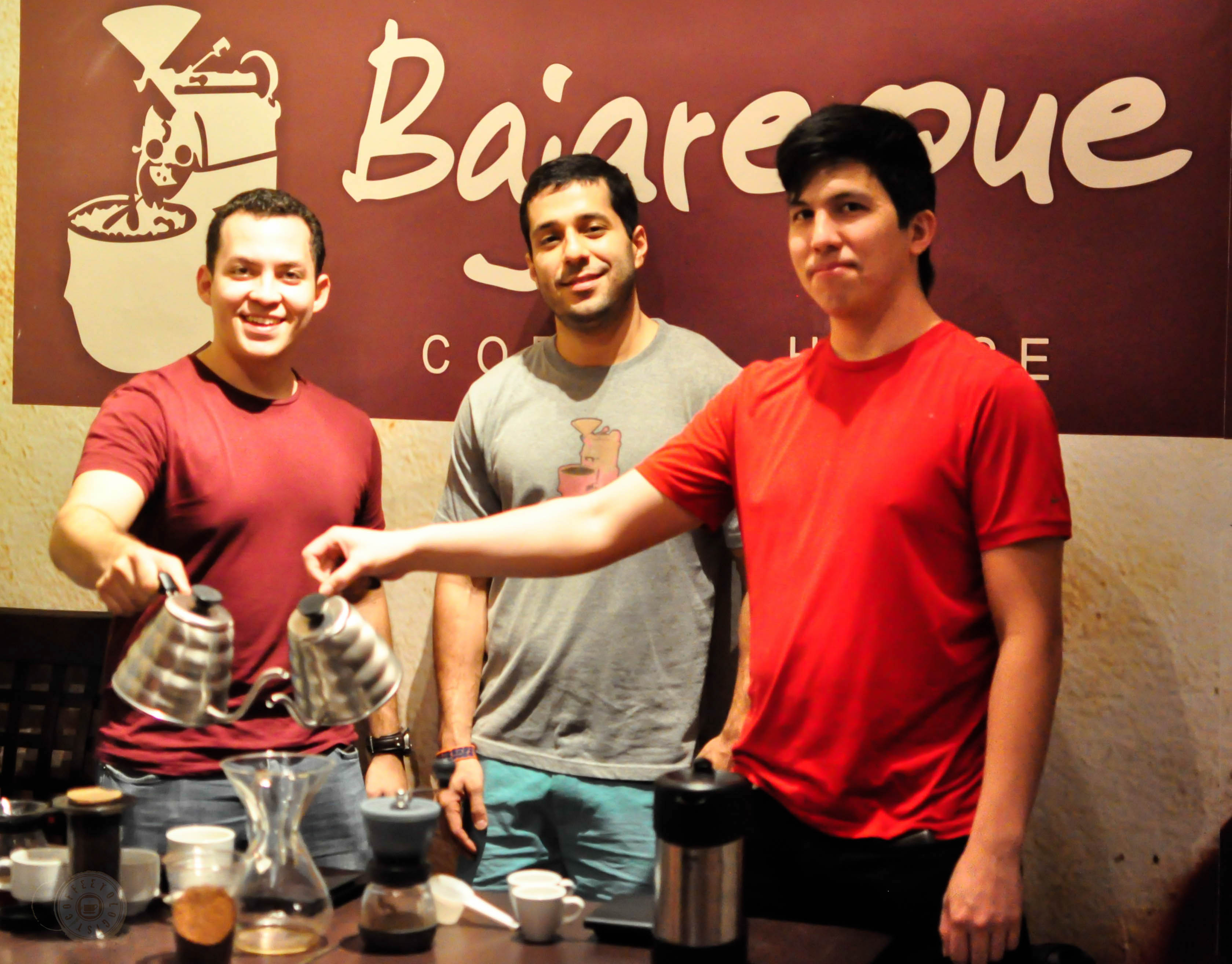 Coffeelogue December Coffeetologist