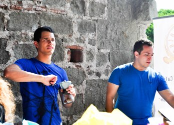 Team Coffeetologist #Blue