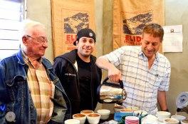 3 Generaciones de Cafecultores. Foto: Cortesía