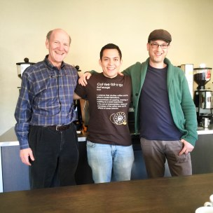 Kent Bakke & Randy Phillips - La Marzocco USA