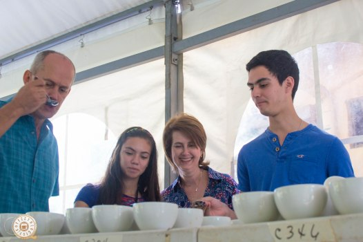 New Generations: Mr. Ricardo Koyner and Daughter, Mrs. Estela Koyner and son.