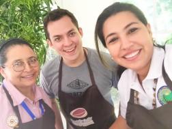 Dra. Maria Ruiz - Casa Ruiz y Gabriela Figueroa-Hueck - Rama Café Nicaragua