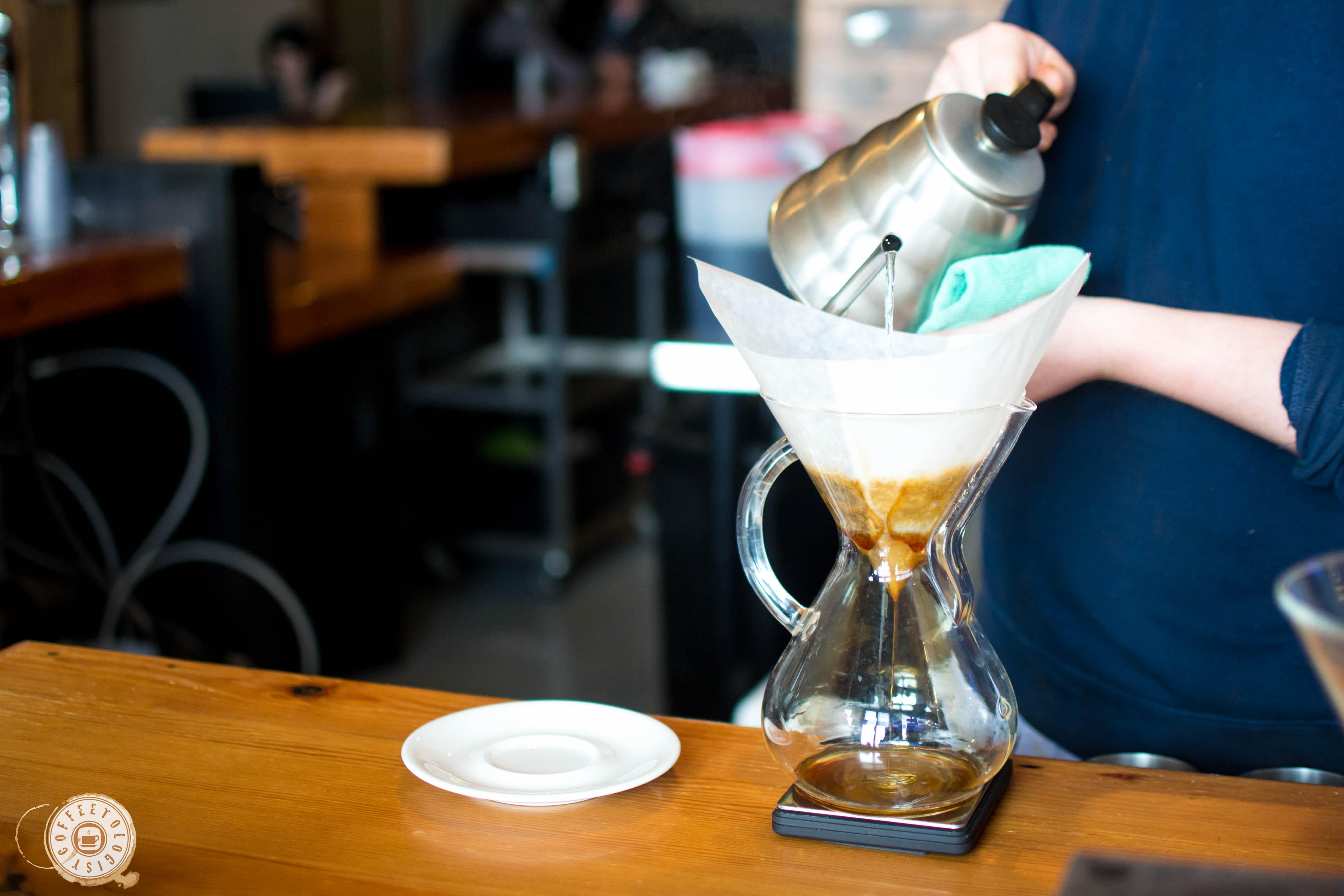 Chemex Coffeetologist