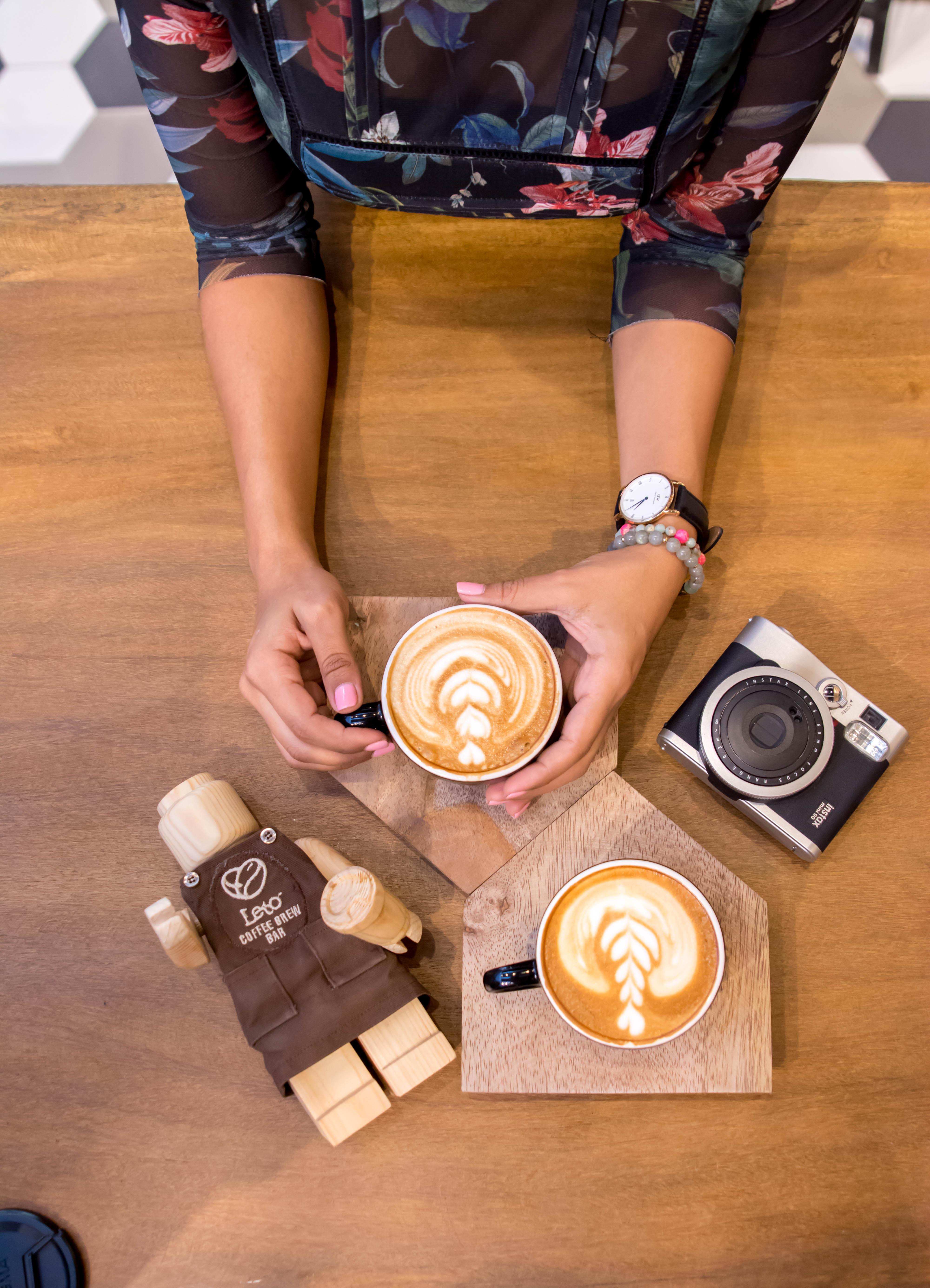 Leto Coffee Brew Bar Coffeetologist
